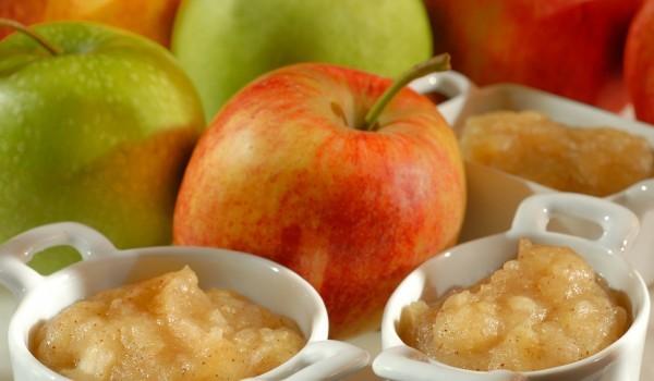 Крем от ябълки