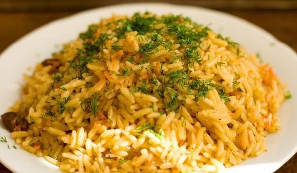 Ориз с жълта леща