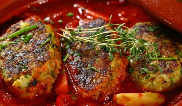 Кюфтета по вегетариански