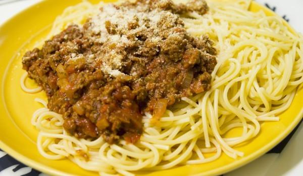 Пикантни спагети