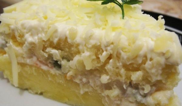 Домашна Картофена Торта