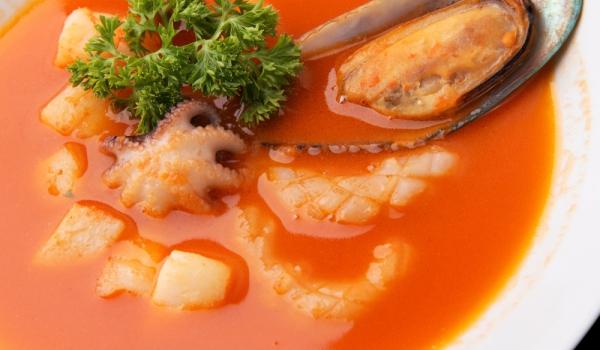 Супа Сейнт Джонс с миди