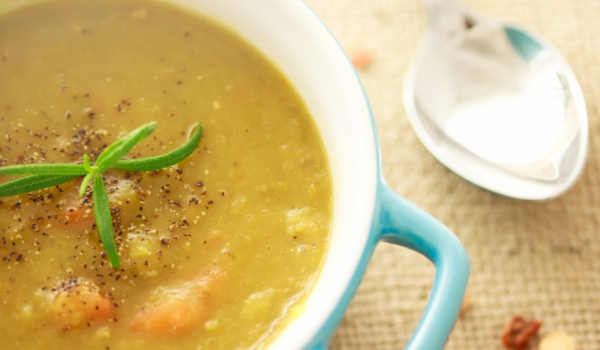 Супа от червена леща