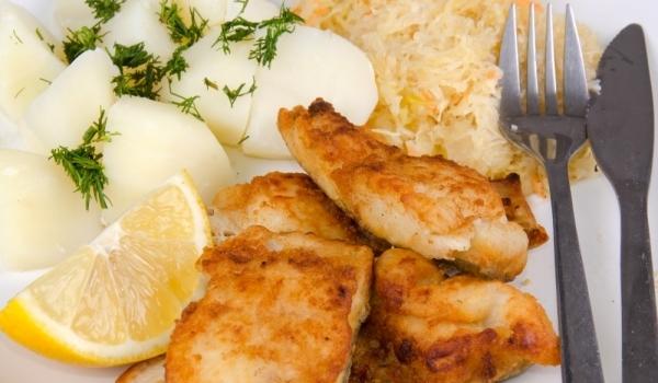 Риба с картофи по воденичарски