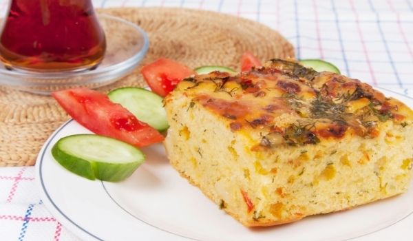 Сицилиански солен кекс