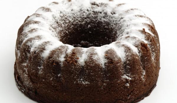 Шоколадов мраморен кекс