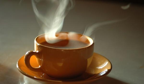 Кафе с мляко и канела