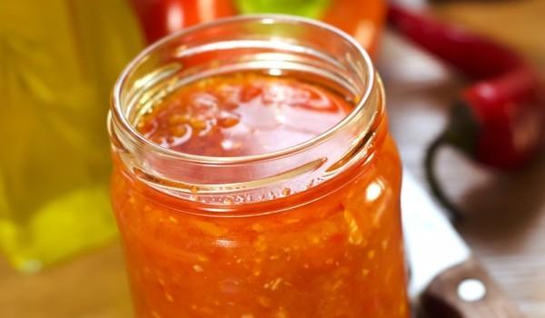 Зимнина от млени домати